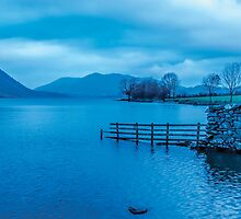 Early Morning at Buttermere by Trevor Kersley