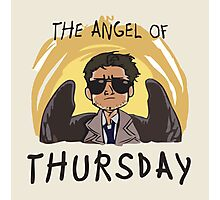 Angel of Thursday Photographic Print
