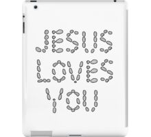 Jesus Loves You iPad Case/Skin