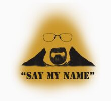 Say My Name, Breaking Bad by adovemore