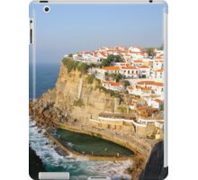 Azenhas do Mar, a beautiful town in the municipality of Sintra, Portugal. iPad Case/Skin
