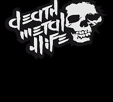 Skull Death Metal 4 Life Design by Style-O-Mat