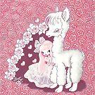 Alpaca Love by TenshiNoYume