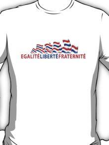 Bastille day design illustration  T-Shirt