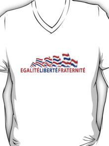 Bastille day design illustration  T-Shirt