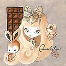 Chocolate And Bunny Dreams by TenshiNoYume