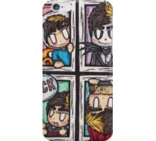 The many lives of Jack! iPhone Case/Skin