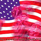 """""""Who loves you baby""""!!! by Carolyn Clark"""
