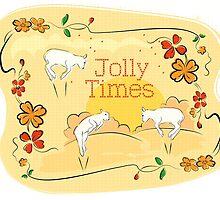 Jolly Times by kitten-mitten
