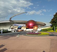 Mission: Space by mbswiatek
