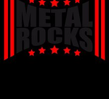 Cool Metal Rocks Design by Style-O-Mat