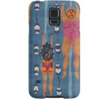 swim good Samsung Galaxy Case/Skin