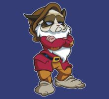 Grumpy Cat Dwarf by UncaLar