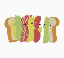 Happy Sandwich Kids Clothes