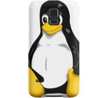 Tux the Linux Penguin - Acceptable Resolution Samsung Galaxy Case/Skin