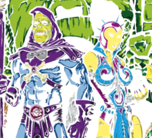 Monsters of the Universal Sticker