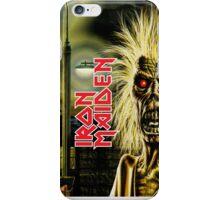 Iron Maiden First Album IPhone iPhone Case/Skin