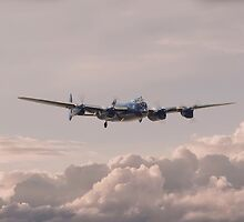 Lancaster- Summer Dawn by warbirds