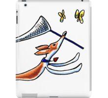 Ibizan Hound Butterflies iPad Case/Skin