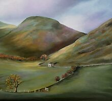Dovedale by Linda Woodward