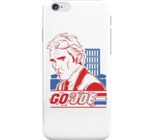 Go Joe (Macmillan) T-Shirt iPhone Case/Skin