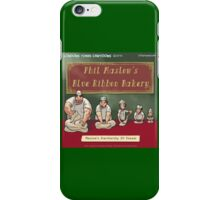Maslow's Hierarchy Of Baking Kneeds  iPhone Case/Skin