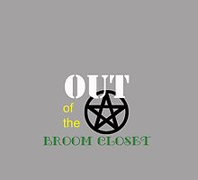 Out Of The Broom Closet by PaganGal