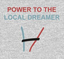 Power to the local dreamer by dhanselman