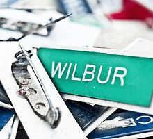 My name is Wilbur. by Vintagee