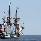 Ahoy! Kalmar Nyckel! by WalnutHill