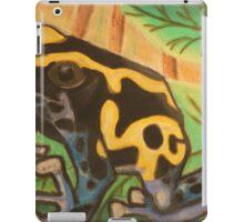Frog Pastel iPad Case/Skin
