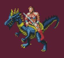 Golden Axe 1 - Crisp and Clear version by DukeJaywalker