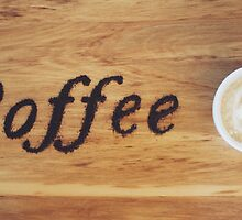 Coffee. by Devin Davies