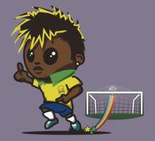 Neymar jr. Soccer Kids Clothes
