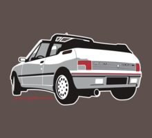 Peugeot 205 CJ cabriolet version 2 by car2oonz