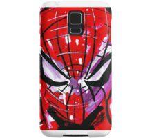 Spiderman splash Samsung Galaxy Case/Skin