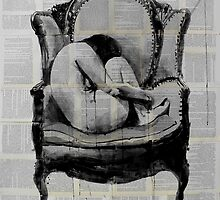 the chair by Loui  Jover