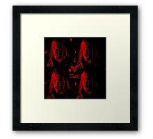 I love Thor Framed Print