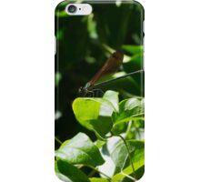 12 - Libellula iPhone Case/Skin