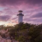 Lighthouse at freycinet by bluetaipan