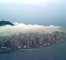 Hong Kong View by MichaelKe