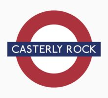Game of Thrones Casterly Rock tube stop by monsterplanet