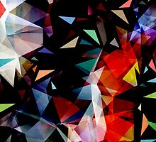 Triangles In Transition by Phil Perkins