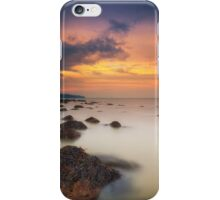 Woodside Beach Sunset iPhone Case/Skin