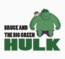 Big Green Hulk by Bpennell