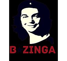 Che Sheldon Bazinga Photographic Print