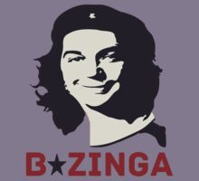 Che Sheldon Bazinga by LordTuna