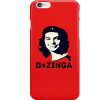 Sheldon Che Guevara iPhone Case/Skin