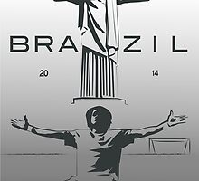 2014 Brazil World Cup by alecjw23