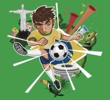 Brazil World Cup 2014 by AlexVentura